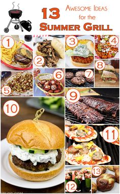 13 Awesome Ideas for Summer Grilling & a Perfectly Posh Afternoon Spa Party! Hey, all that Pampering works up an appetite ;) www.perfectlyposh.com/JENNIFERLAPENTA JMLPerfectlyPosh@yahoo.com