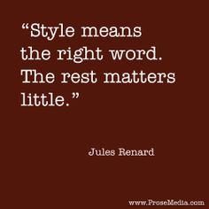 Jules Renard Quotes