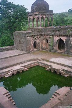 Madhya Pradesh, Mandu