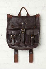 Bed Stu Shiloh Leather Backpack at Free People