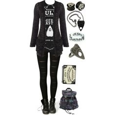 """Ouija Boards"" by bvb3666 on Polyvore"