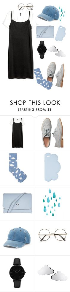 """dream on"" by marielaznickova on Polyvore featuring Gap, M&Co, STELLA McCARTNEY, Topshop, Mudd, CLUSE and Tessa Packard"