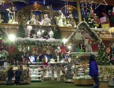 Saginaw County: Bronner's Christmas Wonderland