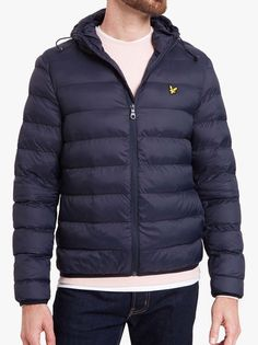 At Evolve Clothing we provide the widest range of clothes from shirts to suits and everything in between. Evolve Clothing, Puffer Jackets, Winter Jackets, Lyle Scott, Navy Man, Dark Navy, Latest Fashion, Trending Outfits, Clothes For Women