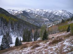Wasatch mountains | Wasatch Mountains from Beartrap Canyon