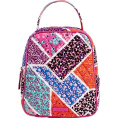 7bd336cec Vera Bradley Lunch Bunch, Modern Medley Cute Purses, Beautiful Bags, Back  To School