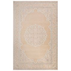 A stylish foundation for any room, this lovely rug pairs with metallic accents and bold colors for an eclectic look.Features:...