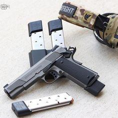 Talk about the latest airsoft guns, tactical gear or simply share with others on this network Pocket Pistol, 9mm Pistol, Revolver, Weapons Guns, Airsoft Guns, Guns And Ammo, Colt 1911, Shooting Guns, Military Guns