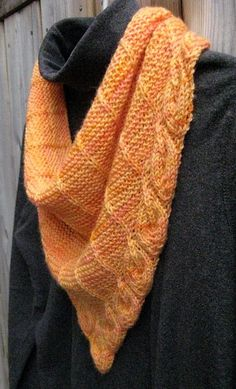 Love this!!!  Ode to Joy scarf, Fagus by Ann Lundblad, pattern is $4.00 on ravelry.
