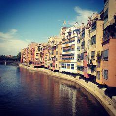 """@uncle_remus330's photo: """"#Spain #girona #スペイン #ジローナ"""""""