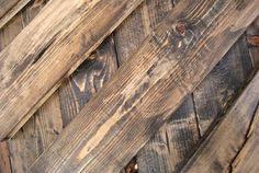 How To Make New Wood Look Old | Young House Love