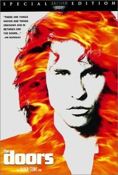 The Doors (1991) Poster   Going to watch for the 100000000 time tonight!!!!! Can't wait :) Love Netflix for having this!! A must own and watch!