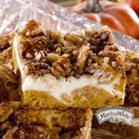 Whip up these #Pumpkin Cream Cheese Coffee #Cake from Martha White®