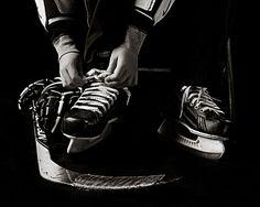 hockey photograph by @sunshine white photography