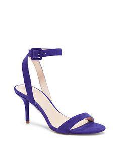 Ankle-strap Mid-heel Sandal