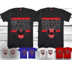 Best Mickey And Minnie Couple Shirts Products on Wanelo