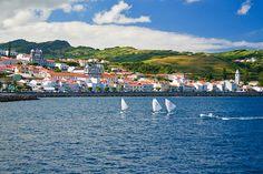 Horta Harbour, Faial, Arquipélago dos Açores