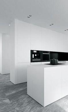 cool 44 Modern And Minimalist Kitchen Decoration Ideas  https://homedecorish.com/2018/03/18/44-modern-and-minimalist-kitchen-decoration-ideas/