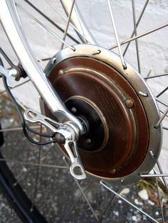 1939 Raleigh Record Ace by kohl57, via Flickr