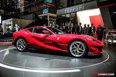 Geneva 2017: Ferrari 812 Superfast - GTspirit
