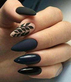 A manicure is a cosmetic elegance therapy for the finger nails and hands. A manicure could deal with just the hands, just the nails, or Trendy Nail Art, Easy Nail Art, Hipster Nail Art, Nail Art Ideas, Chic Nail Art, Cool Nail Designs, Acrylic Nail Designs, Acrylic Nails, Long Nails