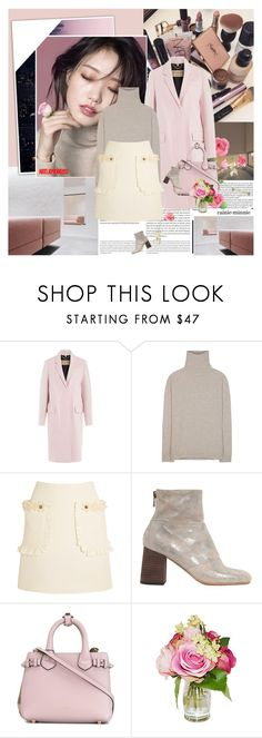 """Sweet Aroma"" by rainie-minnie ❤ liked on Polyvore featuring Oris, Burberry, Jardin des Orangers, Fendi, See by Chloé and The French Bee"