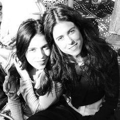 Francesca y olga