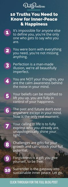 Best Inspirational Quotes About Life QUOTATION – Image : Quotes Of the day – Life Quote 10 Truths You Need to Know for Inner Peace and Happiness www.pinchmeliving… Sharing is Caring – Keep QuotesDaily up, share this quote ! Positive Thoughts, Positive Quotes, Motivational Quotes, Inspirational Quotes, Positive Attitude, Attitude Quotes, Life Thoughts, The Words, Stress