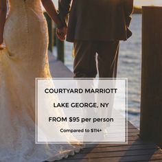 Looking to plan your Lake George Wedding on a budget? View our Discount Wedding Packages for your Dream Wedding at Dream Date Weddings