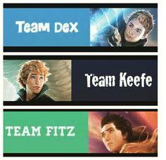 Team Keefe ;D