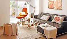 Lakás Barcelonában Blog Deco, Small Apartments, Decoration, Barcelona, Couch, Design, Inspiration, Furniture, Home Decor