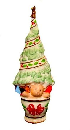 Lenox Christmas Collectibles Holiday Christmas Tree Ornament