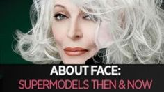 About Face | Carmen Dell'Orefice e la chirurgia plastica, via YouTube.