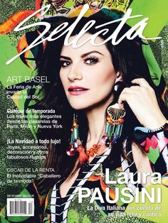 Laura Pausini Styled By Nick Cerioni