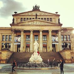 Mission: To play at the Konzerthaus  Status: Accomplished