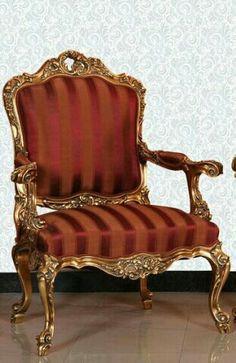 Elegant Antik, Wood Furniture, Upholstery, Sofa, Woodworking Furniture, Diy Sofa,  Soft Furnishings, Couches, Timber Furniture