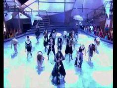 Group dances - cobra