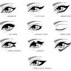 More #eyeliner ❤️