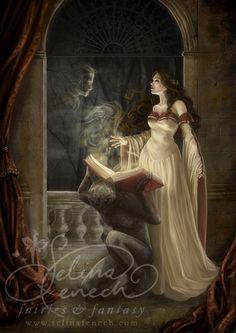 """MY Lost Love"" - Selina Fenech – Fairy Art and Fantasy Art Gallery Gothic Fantasy Art, Fantasy Women, Fantasy Artwork, Dark Fantasy, Fairytale Art, Illustration, Fantasy Inspiration, Fairy Art, Fantasy Characters"