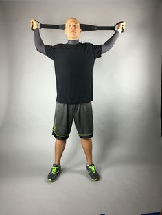 This recovery stretch targets the pectorals after a good chest workout #reinventingrecovery #pecstretch #fitness