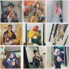 Cartoon Jokes, Hijab Fashion, A Team, My Boo, Ruffle Blouse, My Family, Guys, Youtube, Instagram