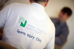 Sports Injury Clinic at NIHP in Sacriston, Durham