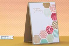 Geburtstagskarte - Six-Sided Samplers ♥ Stempelwiese