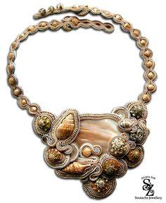 Soutache Jewellery by ~Soutache