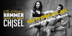 The hammer and chisel nutrition plan is very similar to what youve seen from autumn in the past, but this is different with more options and the ONLY way your going...