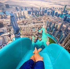 World Most interesting places - Water park, Dubai Vacation Places, Dream Vacations, Vacation Spots, Places To Travel, Places To See, Vacation Travel, Travel Destinations, Dubai City, Dubai Uae