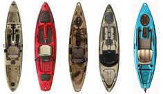Five Kayaks Everyone is Talking About Seeing as Matty & I live on a great river to kayak on