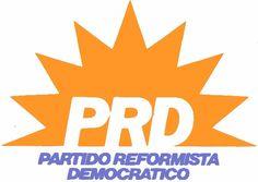 Logotip del Partido Reformista Democrático [PRD] (1984-1986)