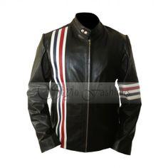 Easy Rider Peter Fonda WYATT Motorcycle Leather Jacket | Stylo FashionsStylo Fashions