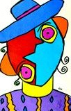 Picasso Portrait Collage